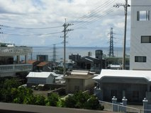 2BED APT with partial ocean view close to Foster--now available!!! in Okinawa, Japan