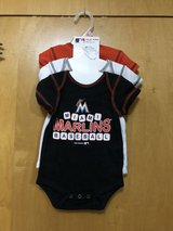 Miami Marlins onesie in Okinawa, Japan