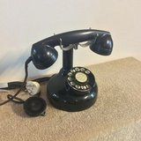 Vintage 1928 Telephone From Netherlands in Okinawa, Japan