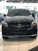 The All New GLE 43AMG Coupe 2018 in Ramstein, Germany