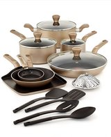 Tefal 16 pieces nonstick cookware in Conroe, Texas