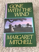 Hardcover Gone With the Wind in Beaufort, South Carolina