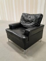 Contemporary Black Arm Chair in Pearland, Texas