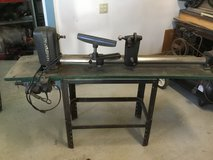 "Vintage 12"" Craftsman Wood Lathe in Travis AFB, California"