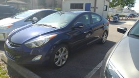SOLD!!! 2012 Hyundai Elantra Limited (Leather, moonroof, DVD, more) in Jacksonville, Florida