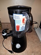 Like NEW Hamilton Beach Black Smoothie Dispensing Blender in Oceanside, California