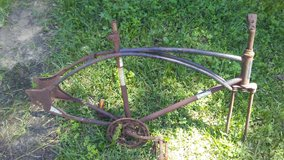 Vintage 40's-50's Texas Rangers bike/bicycle frame in Houston, Texas