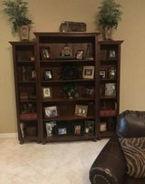 3 piece Wood Bookshelf in Pasadena, Texas