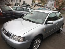 Audi A3 - new inspection- low miles in Grafenwoehr, GE