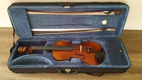 Handmade Violin 4/4 with case in Travis AFB, California