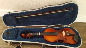 Copy of Aantonio Stradivari violin 1/4 Faciebat Cremona 1713 in Travis AFB, California