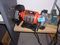 Black and Decker Grinder/Sharpener in Fort Riley, Kansas