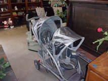 Graco Double Stroller in Fort Riley, Kansas