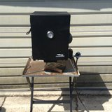 Masterbuilt Portable Propane  Smoker (used) in Tinley Park, Illinois