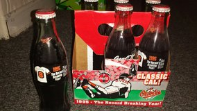 Baseball coke bottles in Brookfield, Wisconsin