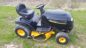 Polan Pro Hydrostatic Riding Mower Sale/Trade in Fort Leonard Wood, Missouri