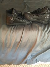 size 12 children's leather converse in Fort Knox, Kentucky