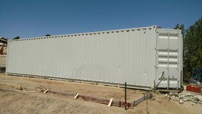 40' Cargo Container in Yucca Valley, California