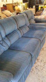 nice lazy boy recliner couch an chair in DeRidder, Louisiana