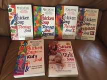 6 Chicken Soup Books in Fort Lewis, Washington
