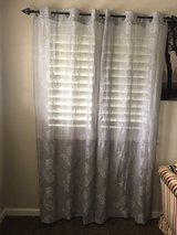 Gray Curtains in Vacaville, California