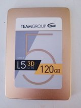 TeamGroup L5 Lite 3D 120GB SSD in Batavia, Illinois