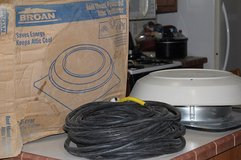 Attic Fans with cord Broan Model 350 (REDUCED!) in Las Cruces, New Mexico