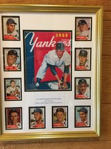 1953 New York Yankees Baseball Cards--Topps Archives in Hopkinsville, Kentucky