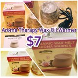 Aromatherapy Wax-Oil Warmer New in Baytown, Texas