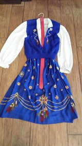 Dress with Sweater Vest, Leslie Faye, Size 2 in Kingwood, Texas