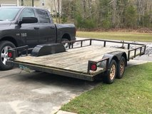 16x7 Utility trailer in Cherry Point, North Carolina