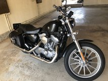 Harley Davidson Sportster 2006 Extra Low XL883L in Okinawa, Japan