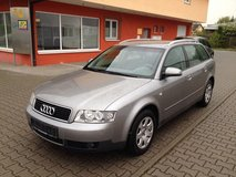 2003 Audi A4 Wagon AUTOMATIC, A/C, Alloys, New Service, New TÜV, REDUCED!!! in Ramstein, Germany