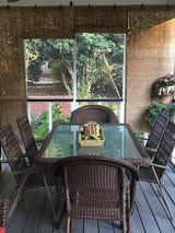 Patio table w 6 chairs in Perry, Georgia