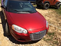 2004 Chrysler Sebring Convertable....TITLE HAS BEEN JUNKED ...Selling as a parts car in Fort Knox, Kentucky