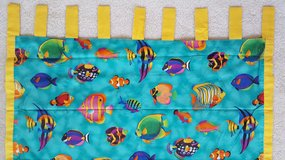 Kid Room Curtains - Under the Sea in Fort Carson, Colorado