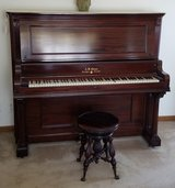 A.B. CHASE UPRIGHT PIANO S/N 44680 in Chicago, Illinois