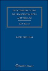 Complete Guide To Human Resources and the Law with CD, 2016 Edition in Stuttgart, GE