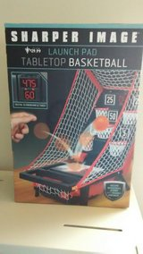 NEW! Sharper Image Tabletop Basketball in St. Charles, Illinois