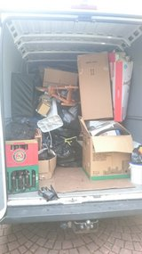INSTANT JUNK REMOVAL, TRASH HAULING, GARAGE CLEAN UP in Wiesbaden, GE