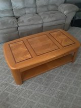 Wooden Coffee Table in Fort Leonard Wood, Missouri