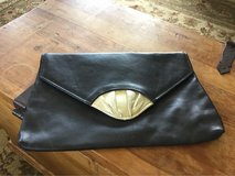 Black Gold Envelope Purse in Fort Campbell, Kentucky