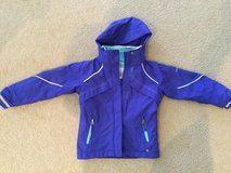Girls Columbia Bugaboo Interchangeable 3 in 1 Jacket size 6/6x in Aurora, Illinois