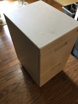 White 2Drawer File Cabinet in Fort Campbell, Kentucky