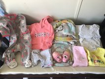 0-3/3M Baby Girl Clothing Lot in Tacoma, Washington