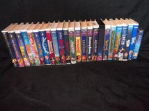24 Walt Disney VHS Home Video Collection Classics Masterpiece Black Diamond in Fort Benning, Georgia