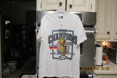 Retro Official San Antonio Spurs 1999 Championship Tee Shirt - NEVER WORN in Kingwood, Texas