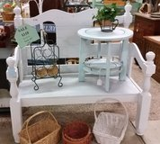 Bench-White in Fort Campbell, Kentucky