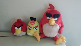 Plush Angry Birds in St. Charles, Illinois