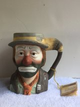 Emmett Kelly Collection mug by Flambro in Beaufort, South Carolina